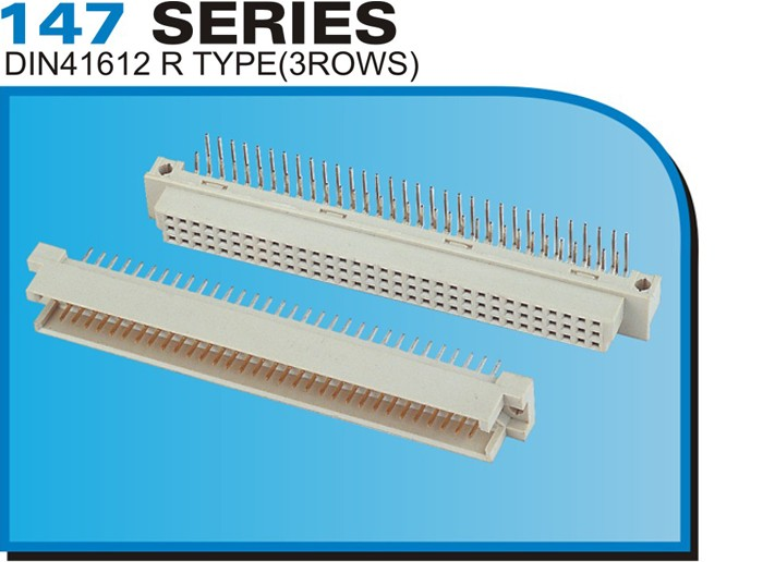 147 SERIES DIN41612 R TYPE(3ROWS)