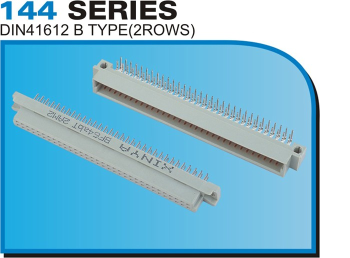 144 SERIES DIN41612 B TYPE(2ROWS)